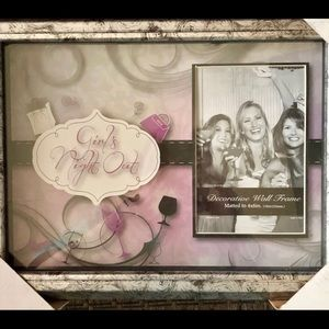 Girl's Night Out frame